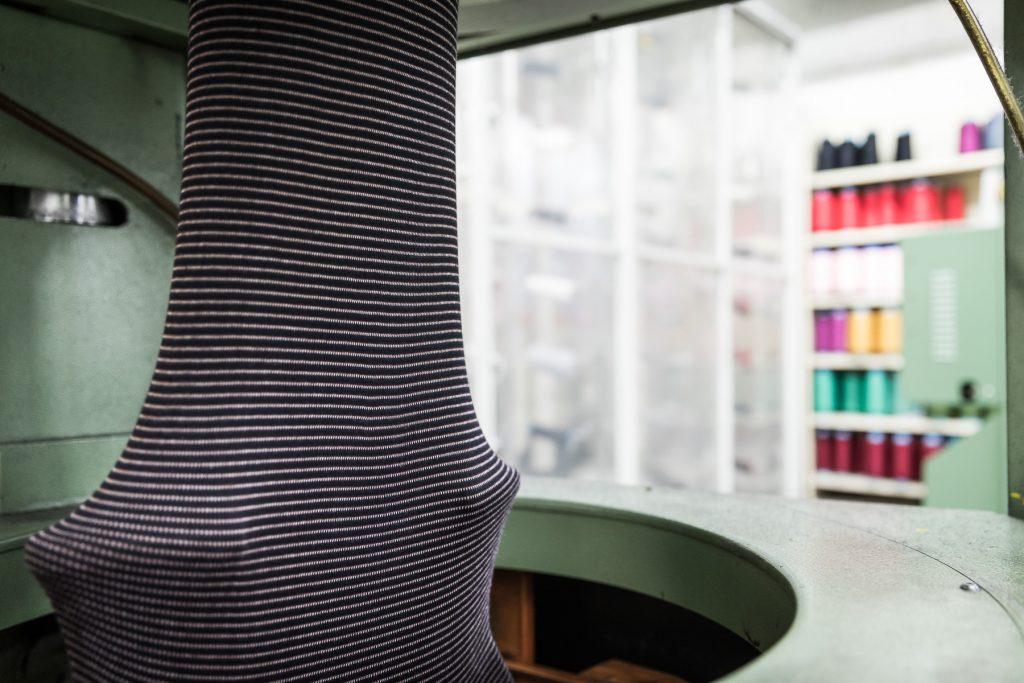 EMO - Atelier de confection à Troyes, dans l'Aube